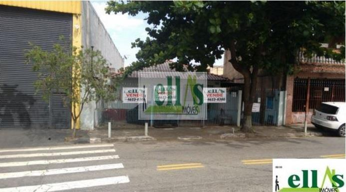 Terreno residencial à venda, Vila Quitaúna, Osasco - TE0008.