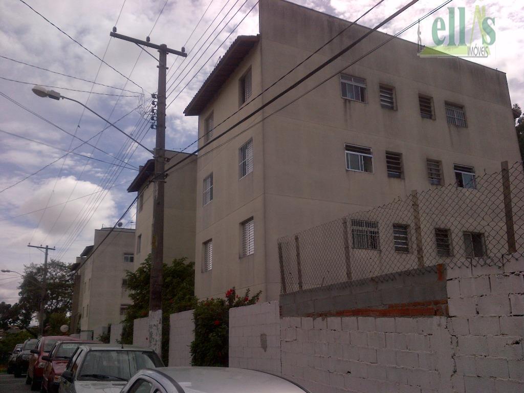 Apartamento  residencial à venda, Parque José Alex André, Carapicuíba.