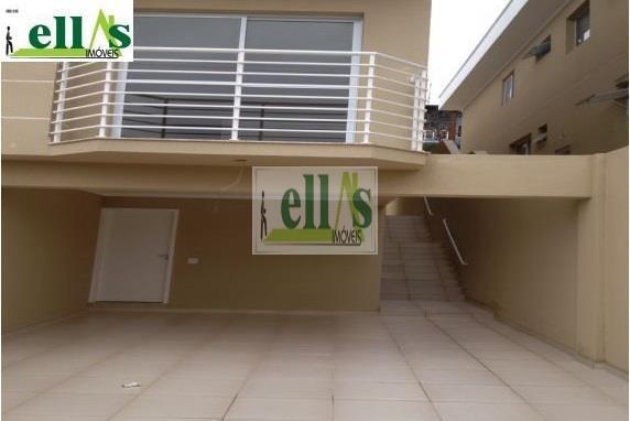 Sobrado residencial à venda, Jardim das Flores, Osasco - SO0099.