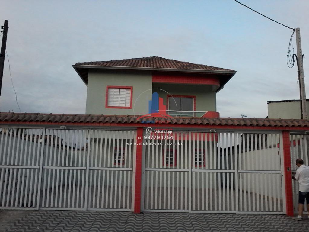 Casa residencial à venda, Samambaia, Praia Grande.