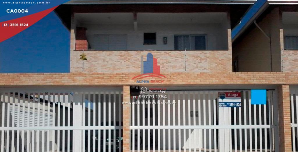 Casa residencial para locação, Tude Bastos (Sítio do Campo), Praia Grande.