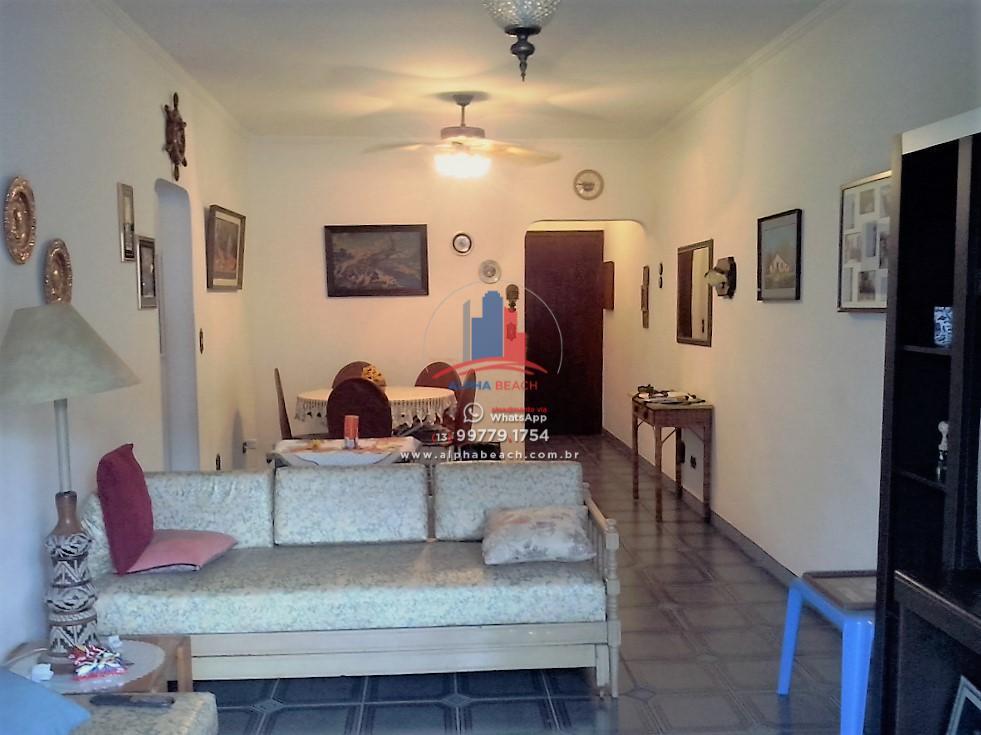 Apartamento 3 quartos, suíte, 110 m², Guilhermina, Praia Grande