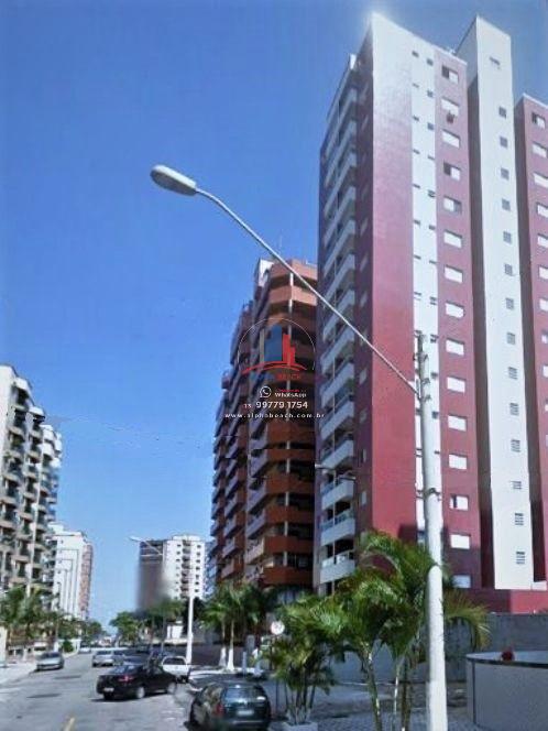 Apartamento 2 quartos, suíte, Canto do Forte, Praia Grande