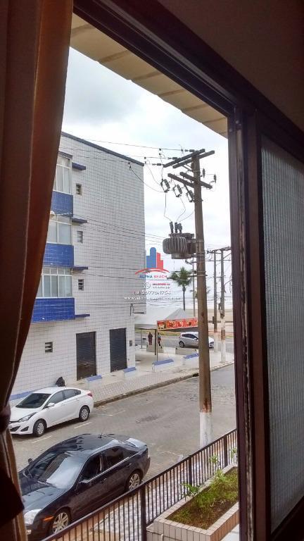 Apartamento 1 Dormitório-Aviação- Praia Grande