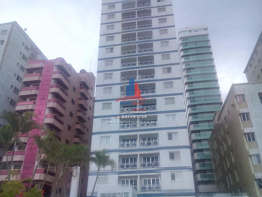 Apartamento residencial para venda e locação, Vila Tupi, Praia Grande.