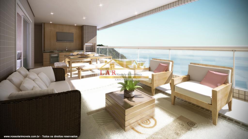 Alto padrão residencial à venda, Canto do Forte, Praia Grande.