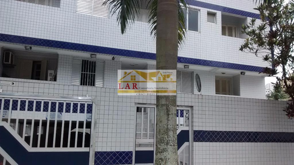 Apartamento ótimo com cozinha americal à venda, Campo da Aviação, Praia Grande.