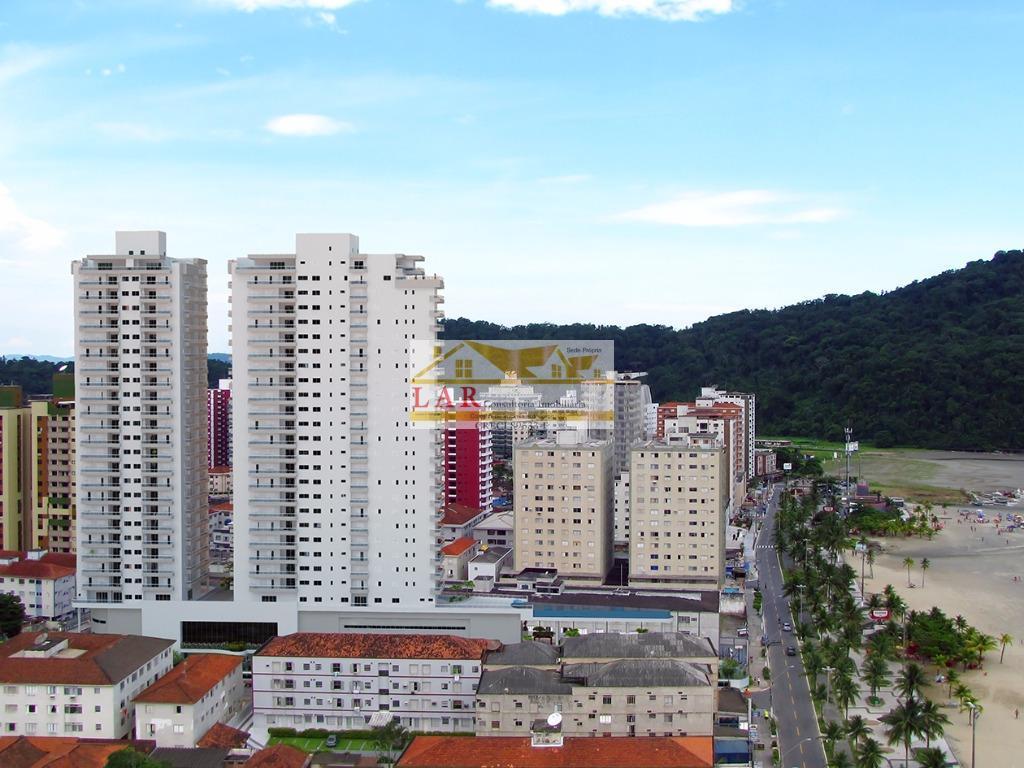 Apartamento  Lançamento residencial à venda, Canto do Forte, Praia Grande.
