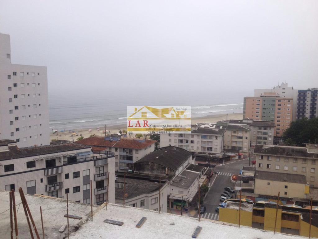 Entrada de 40.450,00 Lançamento  Apartamento  Vista ao mar, residencial à venda, Cidade Ocian, Praia Grande.