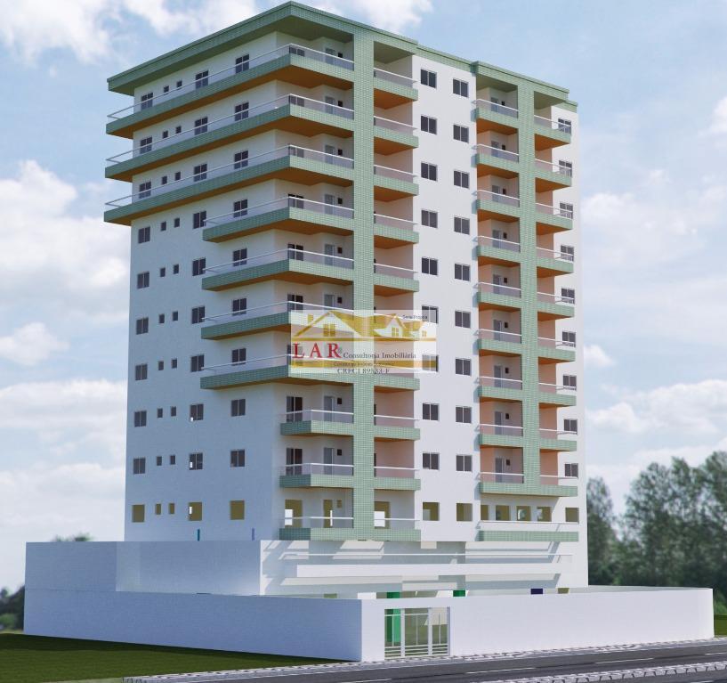 Impossível...Lançamento Apartamento  residencial à venda, Vila Mirim, Praia Grande.