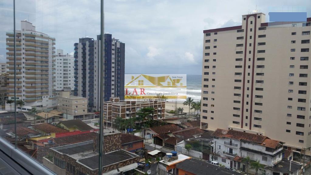 Entrada e parcelas Apartamento VISTA AO MAR  residencial à venda, Vila Caiçara, Praia Grande.