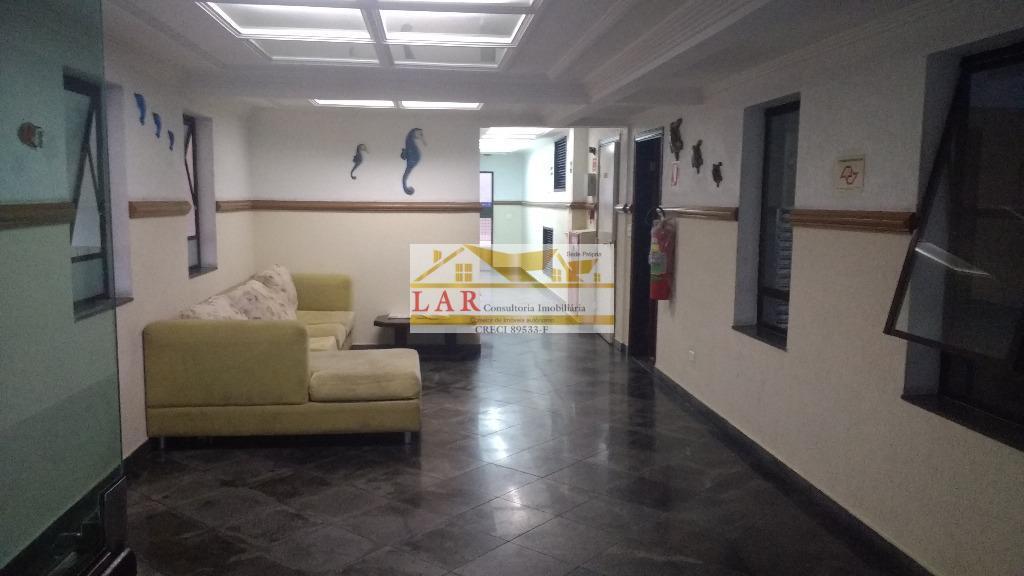 Apartamento  VENDA E LOCAÇÃO residencial para venda e locação, Vila Tupi, Praia Grande.