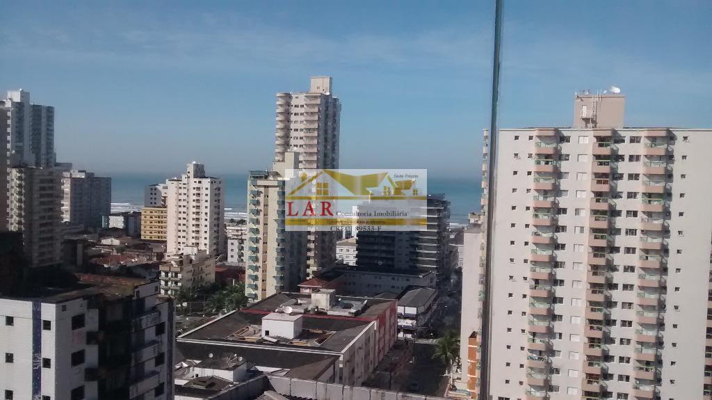 Apartamento NOVO residencial à venda, Vila Tupi, Praia Grande.