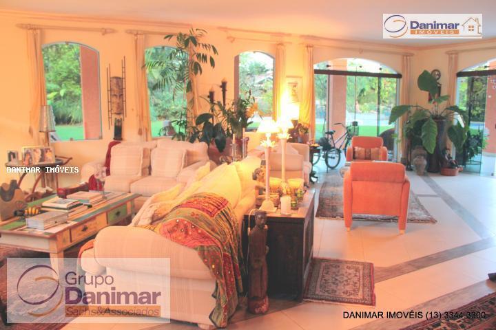 Casa residencial à venda, Condomínio Granville, Guarujá - CA0006.
