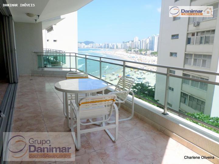 Apartamento residencial à venda, Morro do Maluf, Guarujá - AP0118.