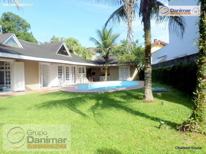 Casa residencial à venda, Praia de Pernambuco, Guarujá - CA0023.