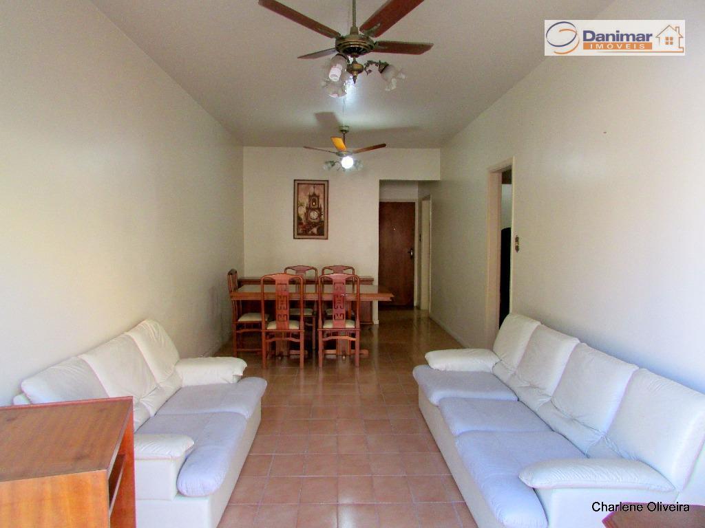 Apartamento  residencial para locação, Astúrias, Guarujá.