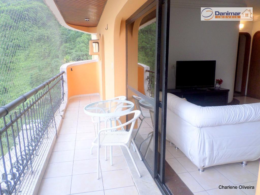 Apartamento Residencial à venda, Barra Funda, Guarujá - AP0133.