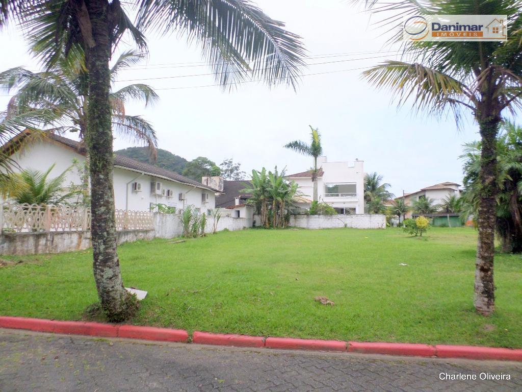 Terreno  residencial à venda, Praia do Pernambuco, Guarujá.