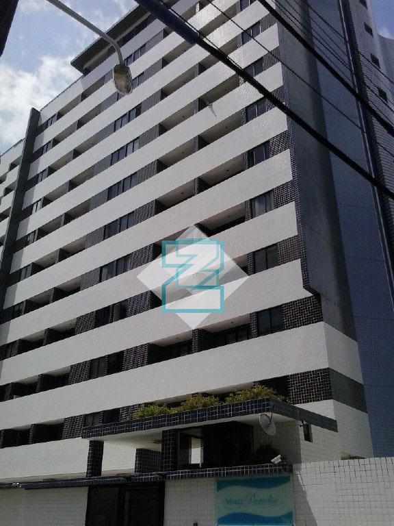 Apartamento  residencial para locação, Ponta Verde, Maceió.