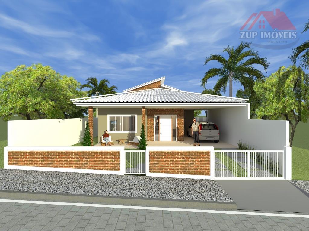 Casa residencial à venda, Recanto do Sol, São Pedro da Aldeia.