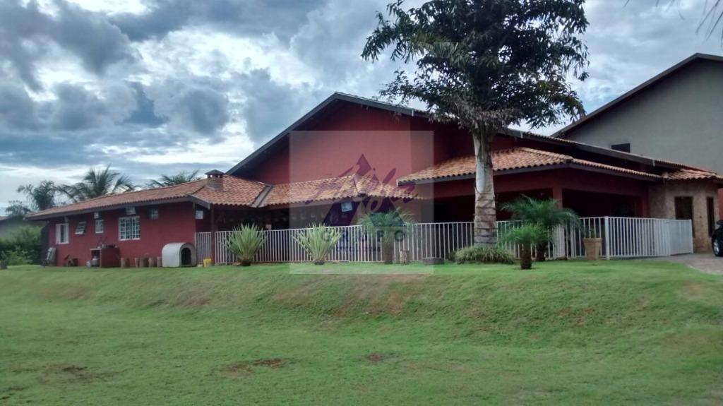 Chácara  residencial à venda, Jardim Vale Do Verde, Barretos.