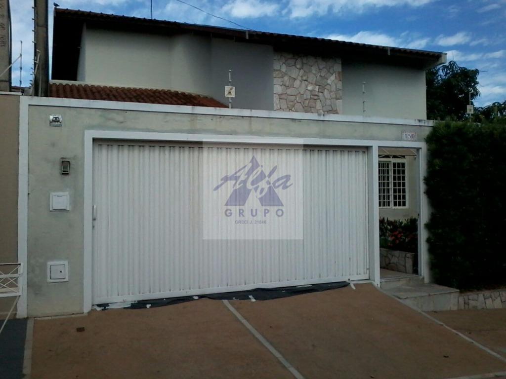 Casa residencial à venda, Jardim Ramos, Barretos.
