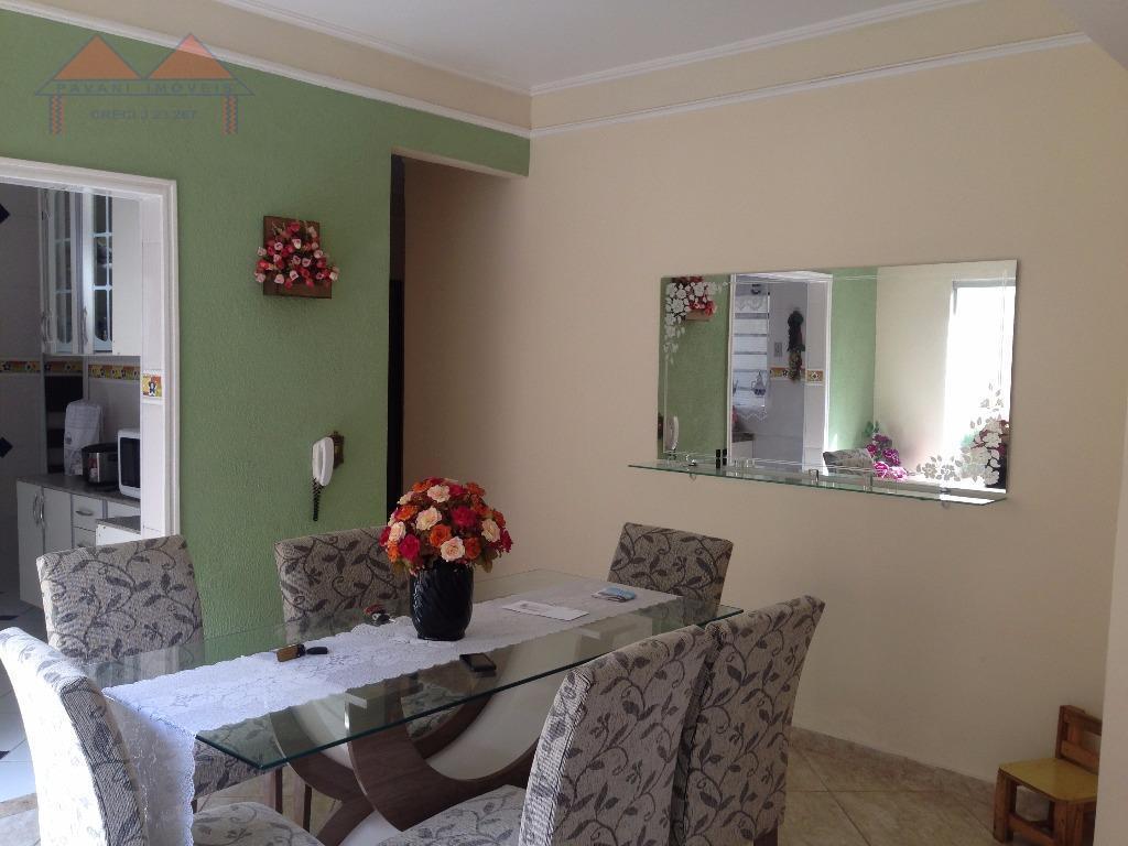 Casa residencial à venda, Jardim Flórida, Bauru - CA0003.