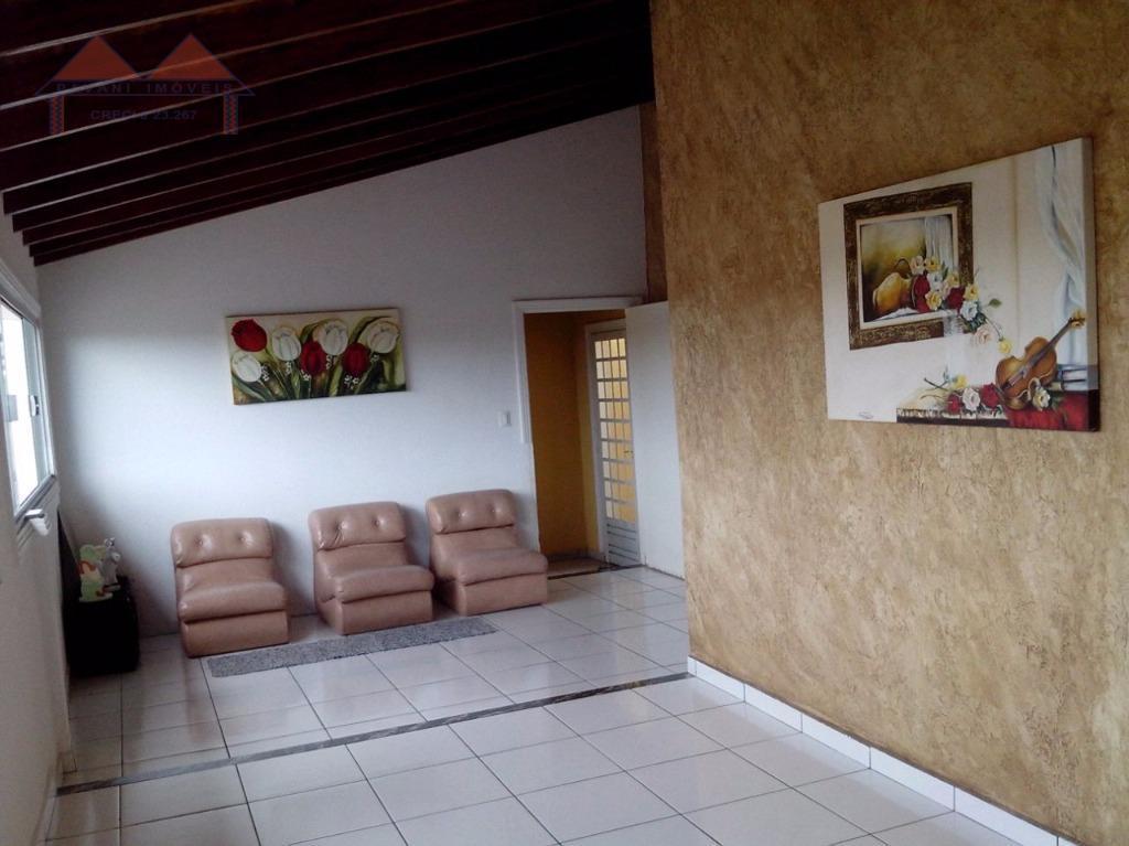 Sobrado residencial à venda, Vila Falcão, Bauru.