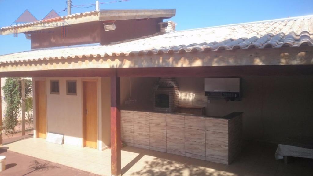 Área de Lazer à venda, Vale do Igapó, Bauru - CA0078.