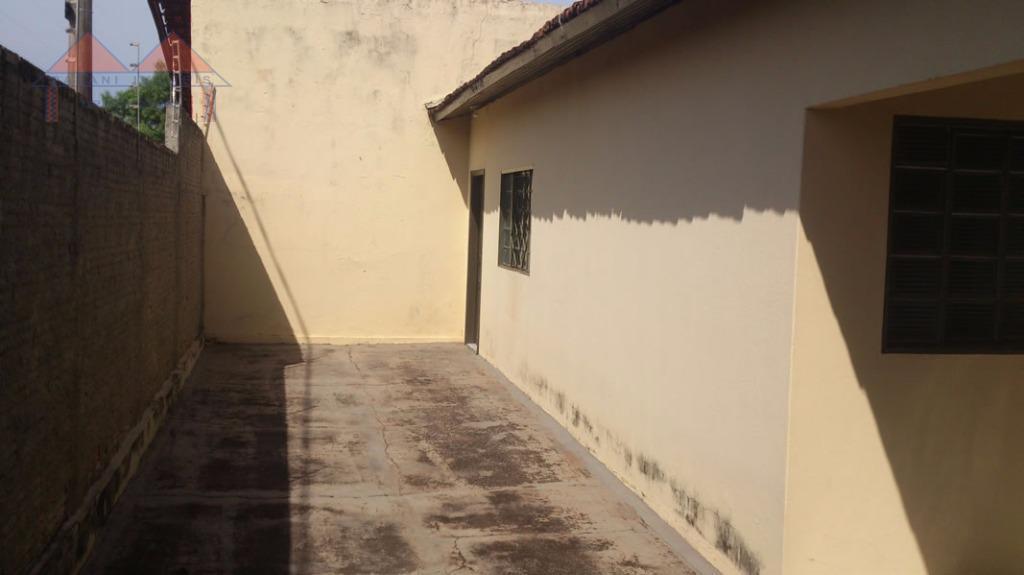 Casa  residencial para locação, Jardim Godoy, Bauru.