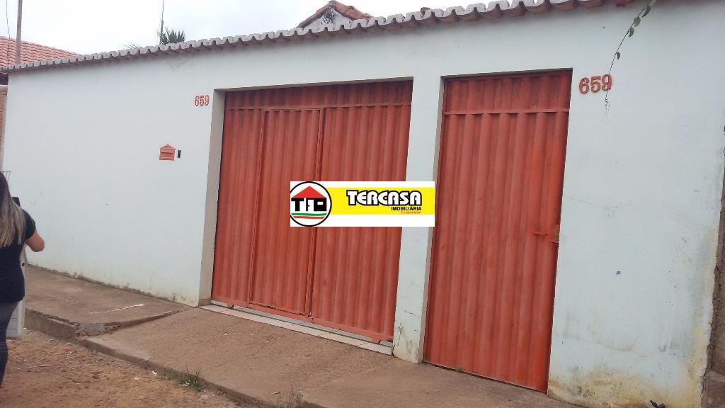 Casa residencial à venda, Liberdade, Marabá.