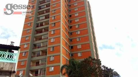 Apartamento  residencial à venda, Vila Robertina, São Paulo.