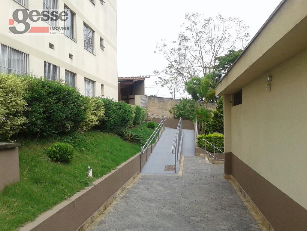 Apartamento residencial à venda, Parque Cruzeiro do Sul, São Paulo.