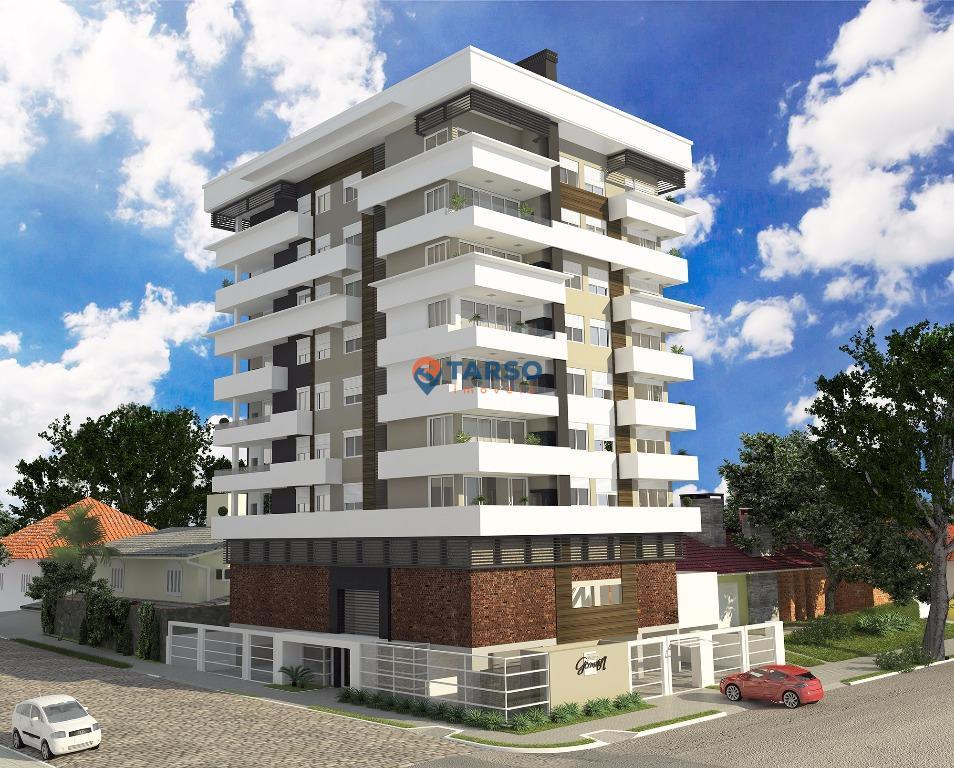 Apartamento  residencial à venda, Jardim América, São Leopoldo.