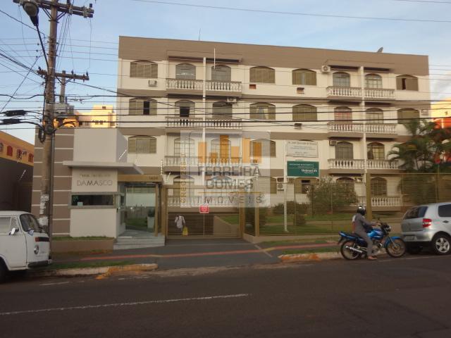 Apartamento para locação, Centro, Campo Grande.