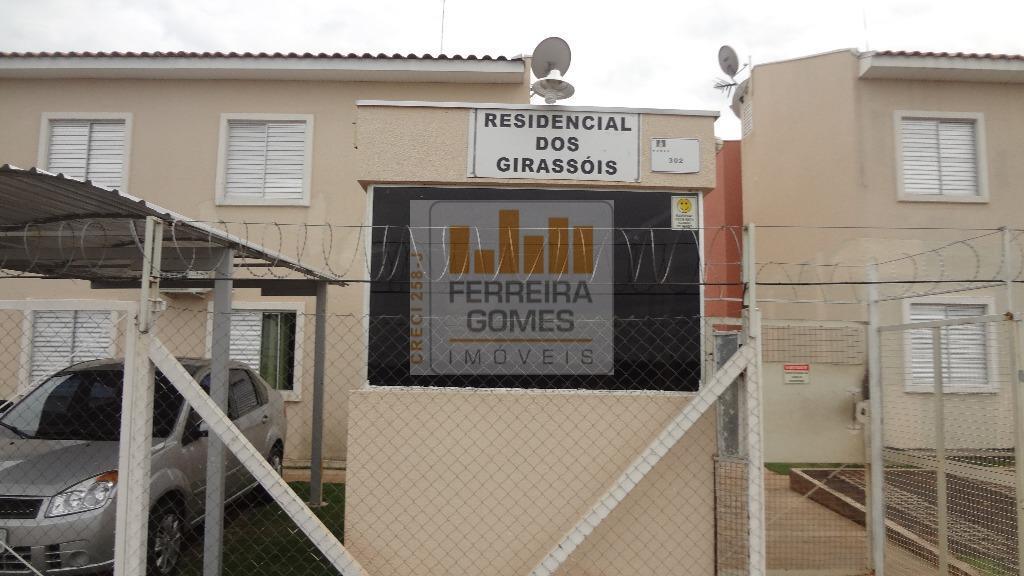 Apartamento  Residencial Parque dos Girassóis, Jardim Centro Oeste, Campo Grande.