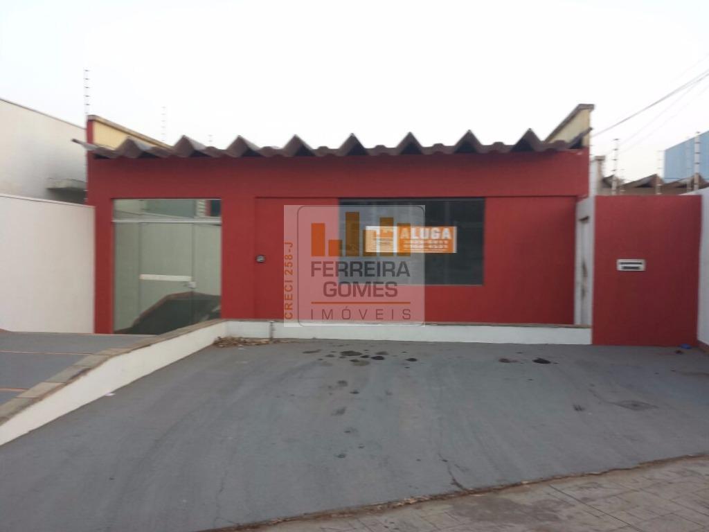 Casa  comercial para venda e locação, Centro, Campo Grande.