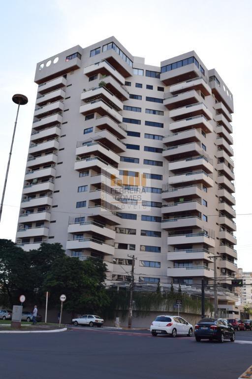 Lindíssima Cobertura à venda, Ed. Leblon, Campo Grande.