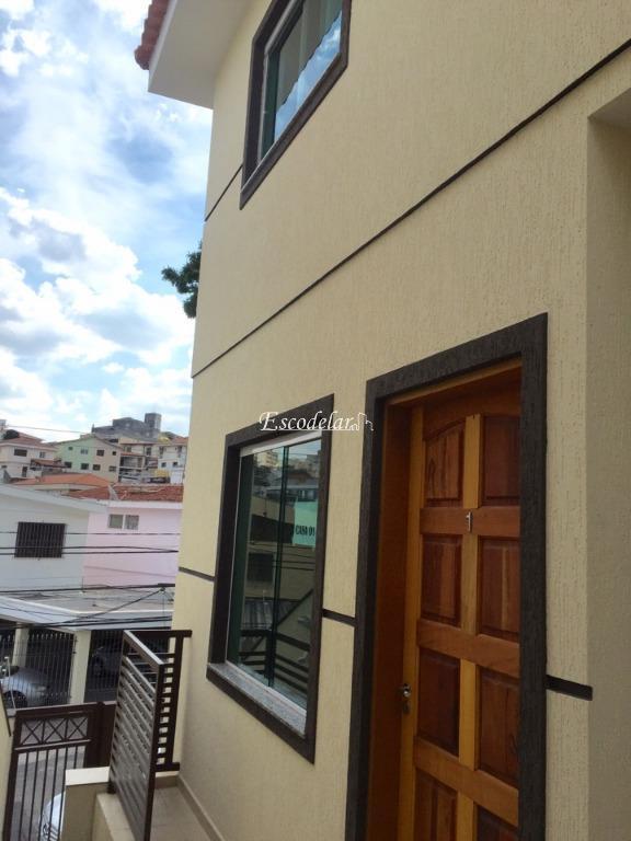Casa residencial à venda, Tucuruvi, São Paulo - CA0294.