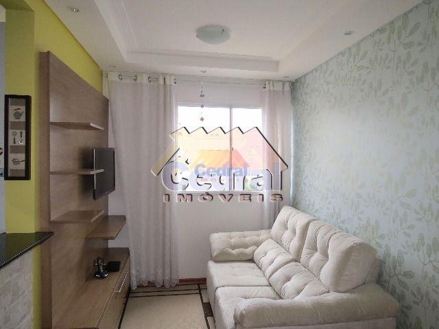 Apartamento Residencial à venda, Vila Santana, Mogi das Cruzes - AP0168.