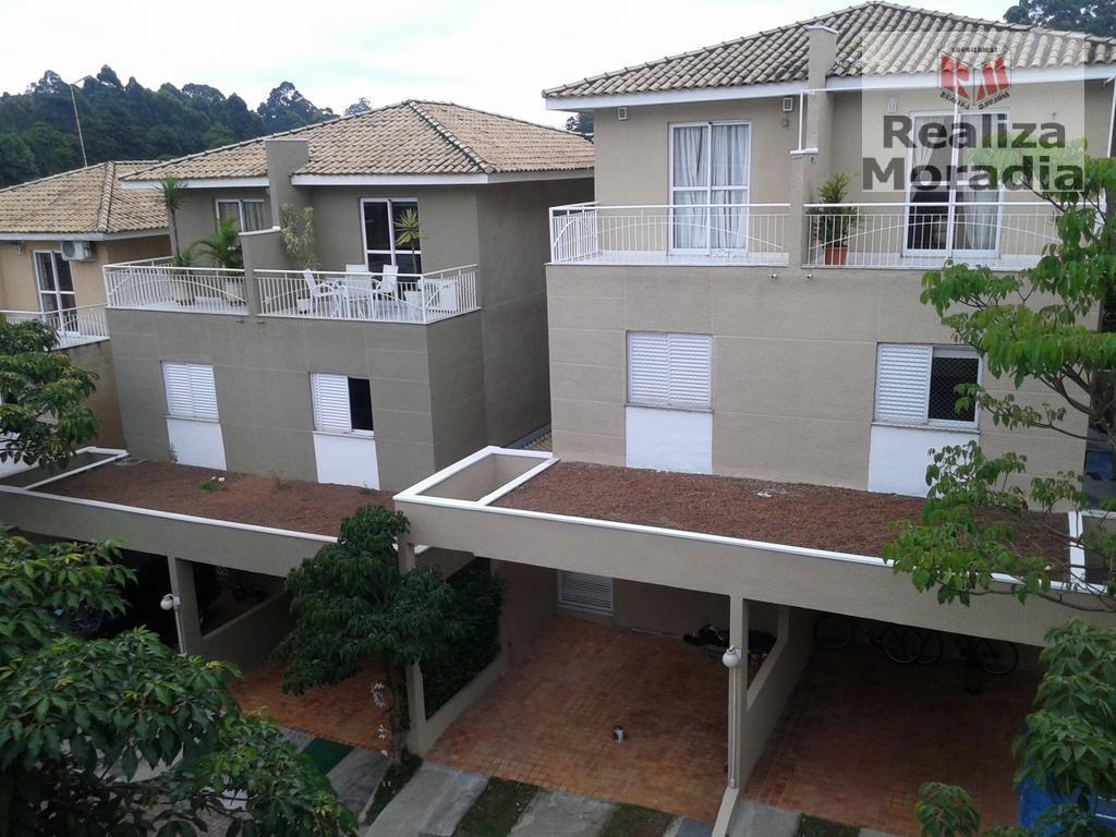 Casa residencial à venda, Granja Viana, Cotia - CA0254.