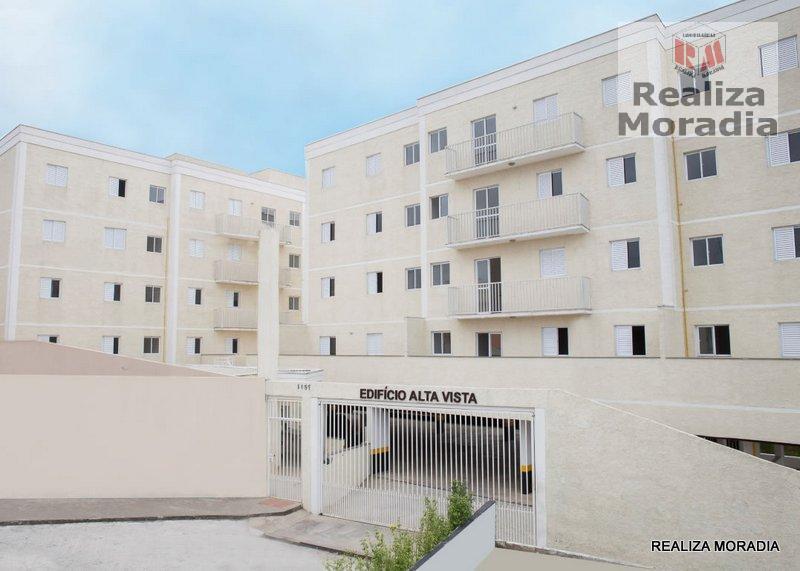 Apartamentos com 52 m² COM ou SEM churrasqueira