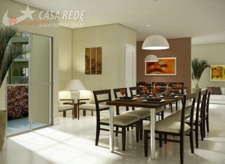 Apartamento residencial à venda, Fanny, Curitiba