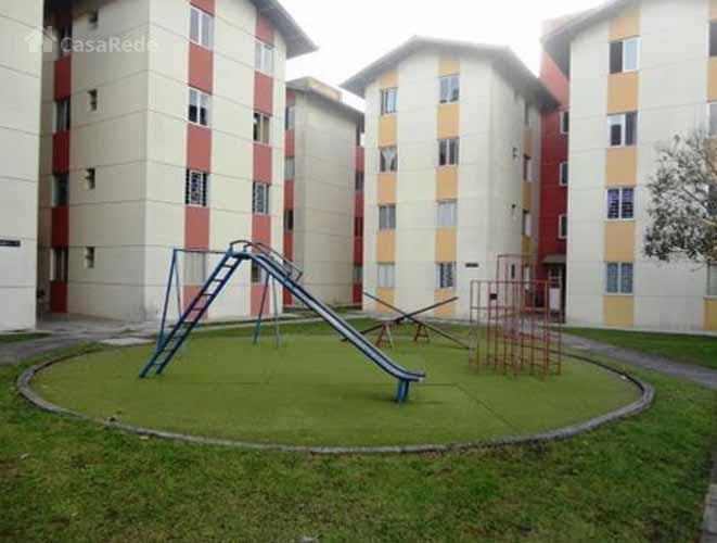 Apartamento Mobiliado para locação, Afonso Pena, São José dos Pinhais