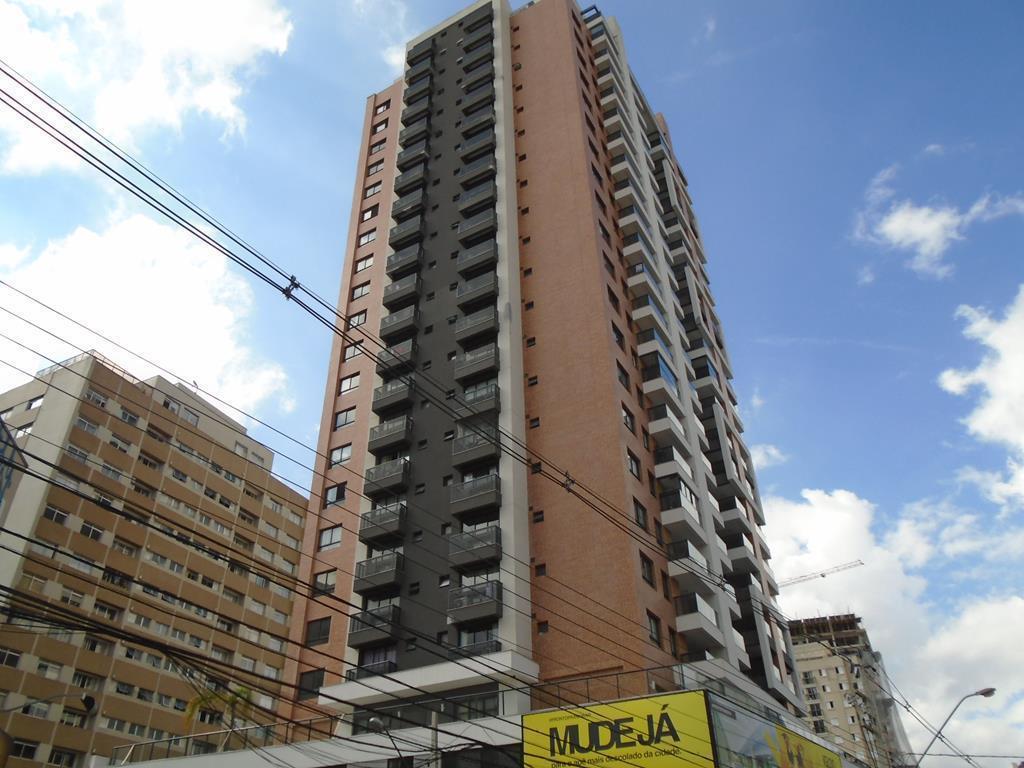 Apartamento Mobiliado para locação, Água Verde, Curitiba