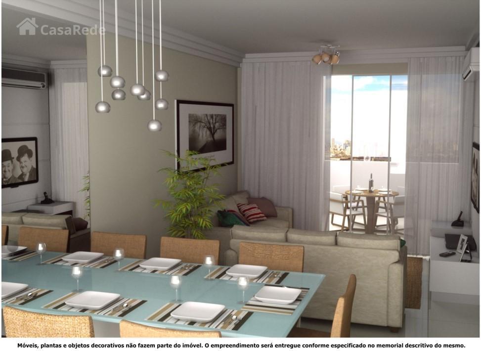 Apartamento residencial à venda, Água Verde, Curitiba.