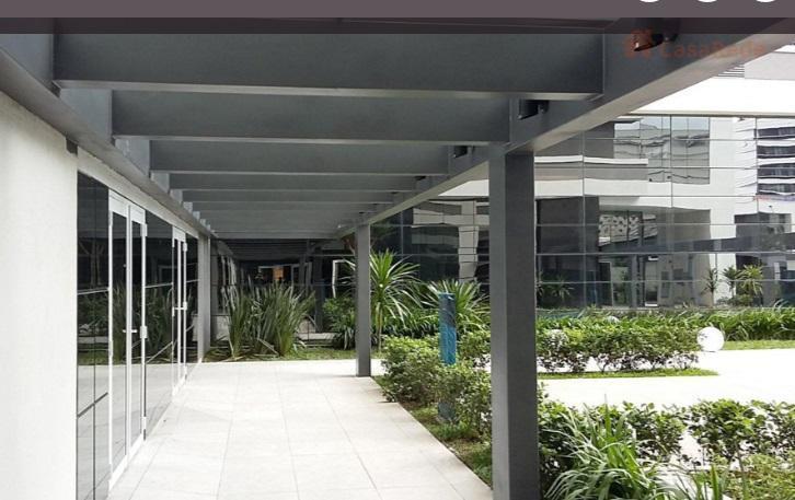 Studio residencial à venda, Centro Cívico, Curitiba.