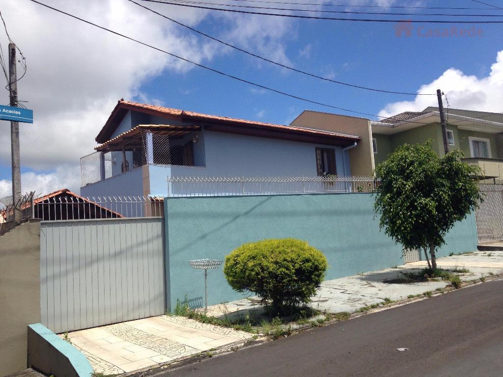 Sobrado residencial para locação, Barreirinha, Curitiba