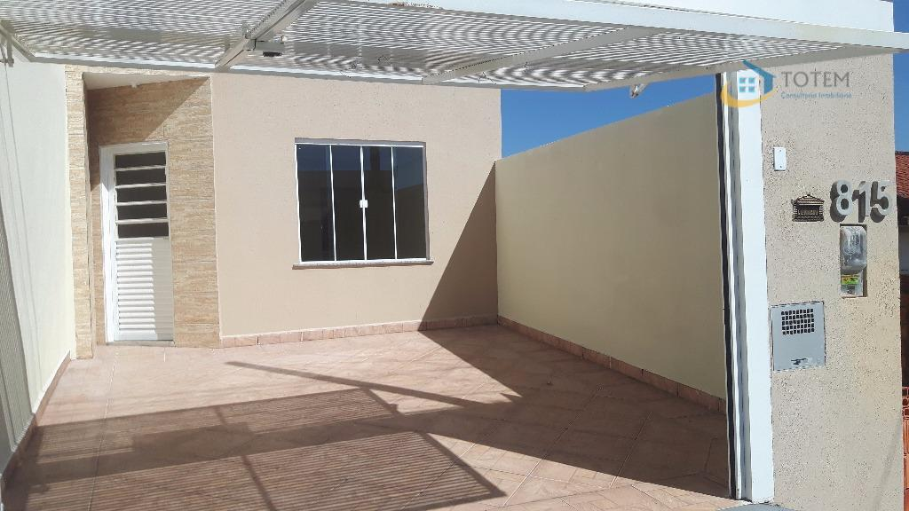 Casa residencial à venda, Jardim Bandeirantes, Marília